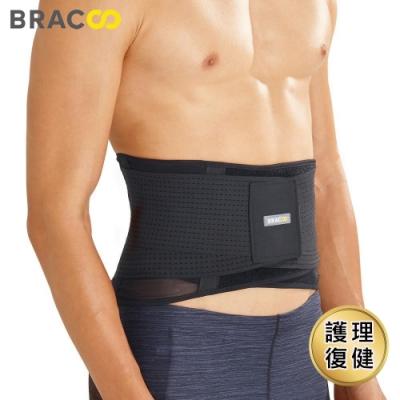 美國BRACOO 奔酷高透氣輕量護腰BP60 S/M/L