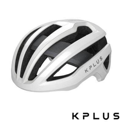 KPLUS 單車安全帽S系列公路競速360度全視角反光警示系統NOVA Helmet-白