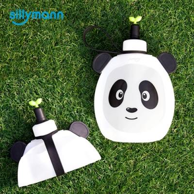 韓國sillymann- 100%鉑金矽膠貓熊水袋-350ml