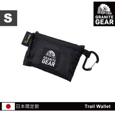 【日本限定款】Granite Gear 64501 Trail Wallet 輕量零錢包(S) / 黑色