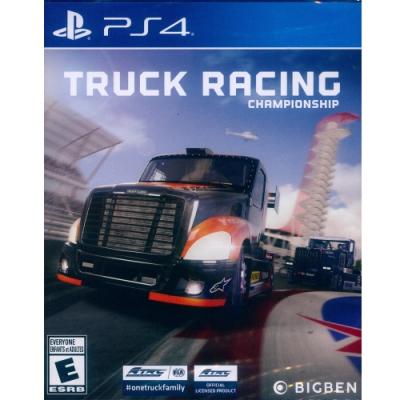 歐洲卡車錦標賽 Truck Racing Championship - PS4 中英文美版