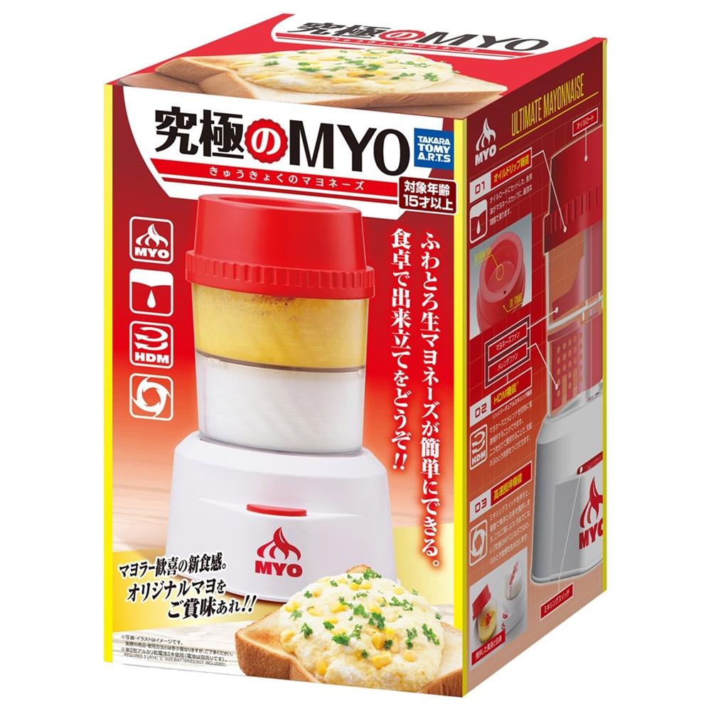 任選日本T-ARTS MYO美乃滋製作機 TA52329 TAKARA TOMY