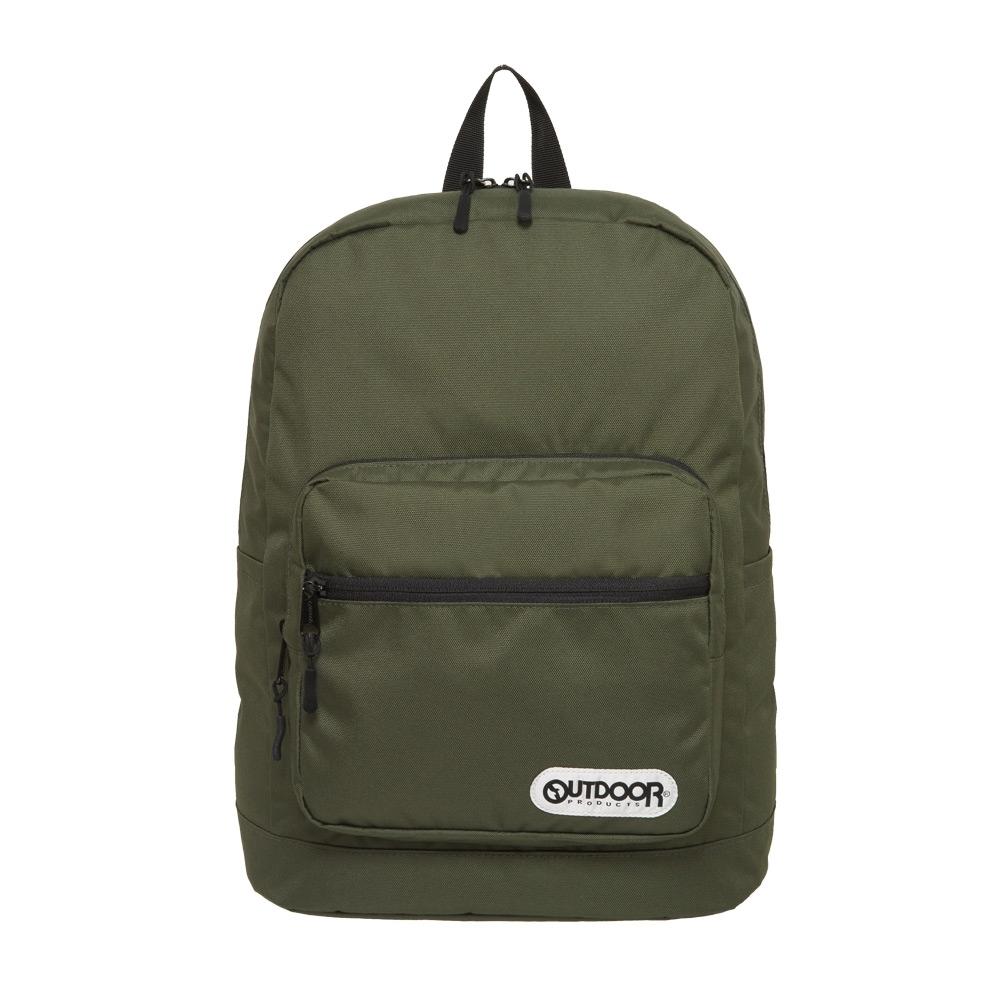 【OUTDOOR】極簡生活3.0-14吋後背包-橄欖綠 OD181131OE