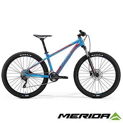 《MERIDA》 美利達 中大輪徑越野登山車 Big.Seven 300 藍2018