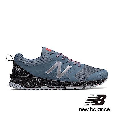 New Balance 越野跑鞋 WTNTRRR1 女性 灰藍