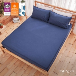DUYAN竹漾-3M日本大和抗菌高透氣防水床包保潔墊-雙人多款任選