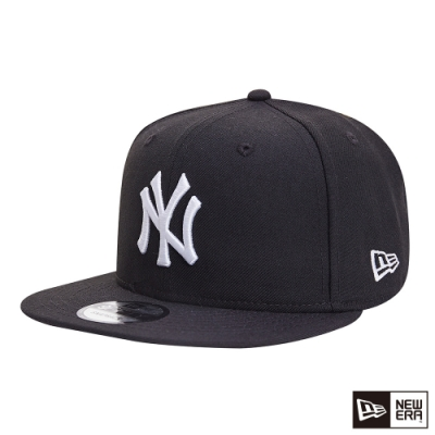 NEW ERA 9FIFTY 950 MLB WHITE ON 洋基 黑 棒球帽
