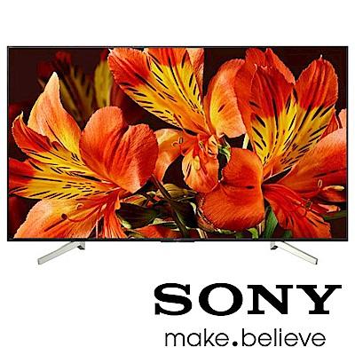 SONY 85吋 4K HDR智慧聯網 液晶電視 KD-85X8500F