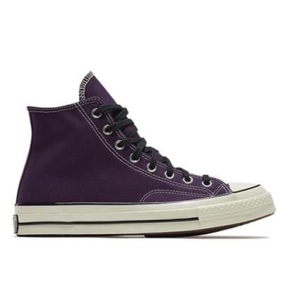 CONVERSE CHUCK 70 HI 中 高筒休閒鞋 深紫 165952C