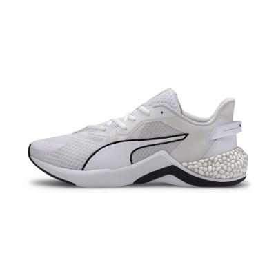 PUMA-Hybrid NX Ozone 男性慢跑運動鞋-白色