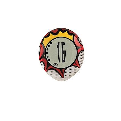 【SIGMA】MY SPEEDY 四項功能無線碼錶 爆炸紅/黃