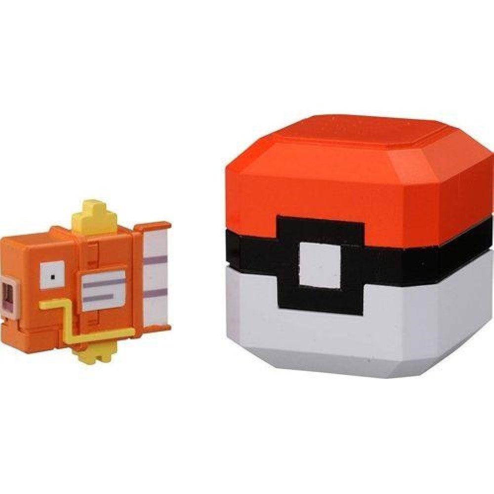 任選Pokemon GO神奇寶貝PQB-03 鯉魚王探險寶貝球 PC12119