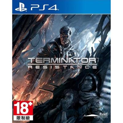 (預購)PS4 魔鬼終結者:反抗時刻 Terminator:Resistance(中文版)