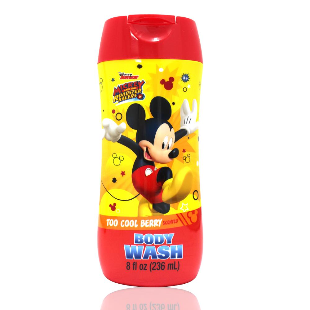 美國熱銷卡通 Disney Mickey 沐浴乳(236ml/8oz)