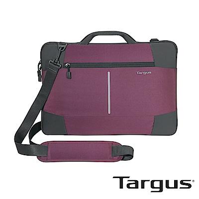Targus Bex III 薄型手提側背包 (藍莓紅/適用15.6吋筆電)