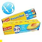 GLAD Press'n Seal 強力保鮮膜-3入組