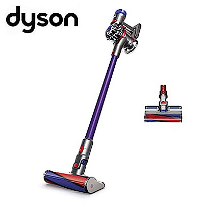 [送588超贈點]dyson 戴森 V8 Fluffy SV10E 無線吸塵器(紫色款)