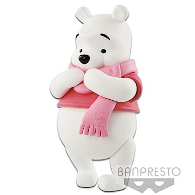 Banpresto 小熊維尼-白色版 BD39049N 迪士尼Q Poske 公司貨
