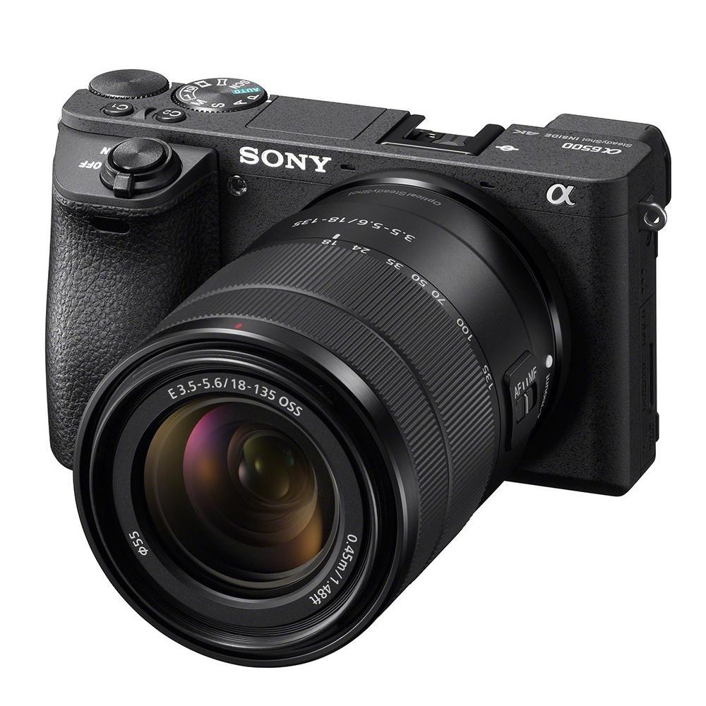 SONY ILCE-6500 a6500M 18-135mm變焦鏡組(公司貨)