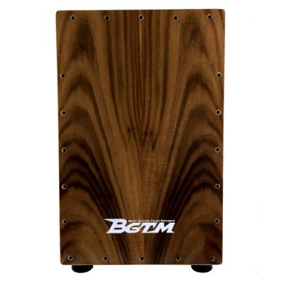 BGTM嚴選BC-130KOA木箱鼓~頂級相思木打擊面板(附背套)
