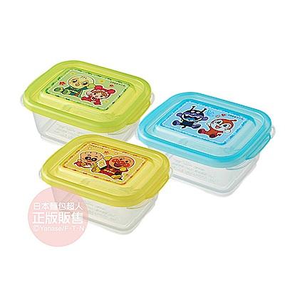 麵包超人-AN麵包超人離乳食分裝盒(中)3入