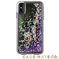 美國Case-Mate iPhone XS / X Waterfall 防摔保護殼-螢光紫
