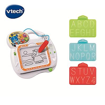 【Vtech】可攜式音樂畫板