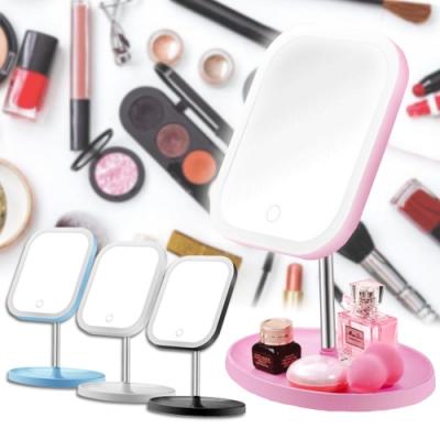 DIDA 可調式溫和環繞LED燈補光化妝鏡
