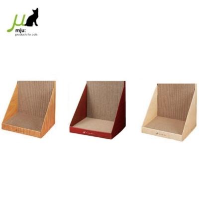 日本Gari Gari Wall(MJU) 長型貓抓板直立 L號 顏色隨機出貨