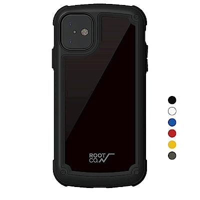 日本ROOT CO. iPhone 11透明背板手機殼