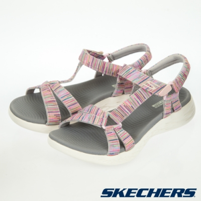 SKECHERS  女健走系列涼鞋 ON THE GO 600-140013GYMT