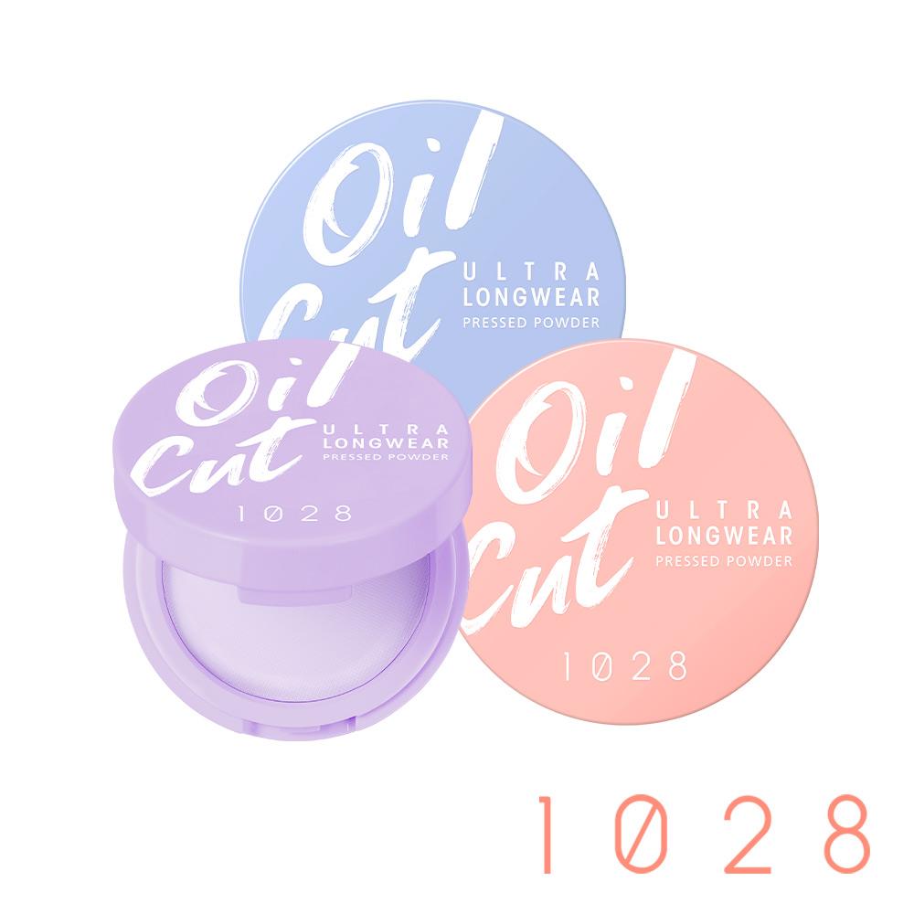 1028 Oil Cut!超吸油蜜粉餅 (三色任選)