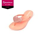IPANEMAMAXI FASHION KIDS系列 夾腳拖鞋 兒童款 粉橘