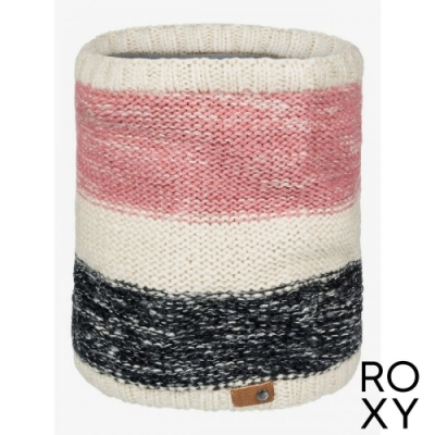 【ROXY】SHELBY BLOCK COLLAR 脖圍 白色