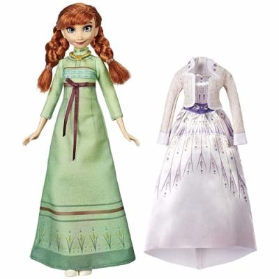 迪士尼公主系列 - 冰雪奇緣2 美美換裝公主組(安娜)