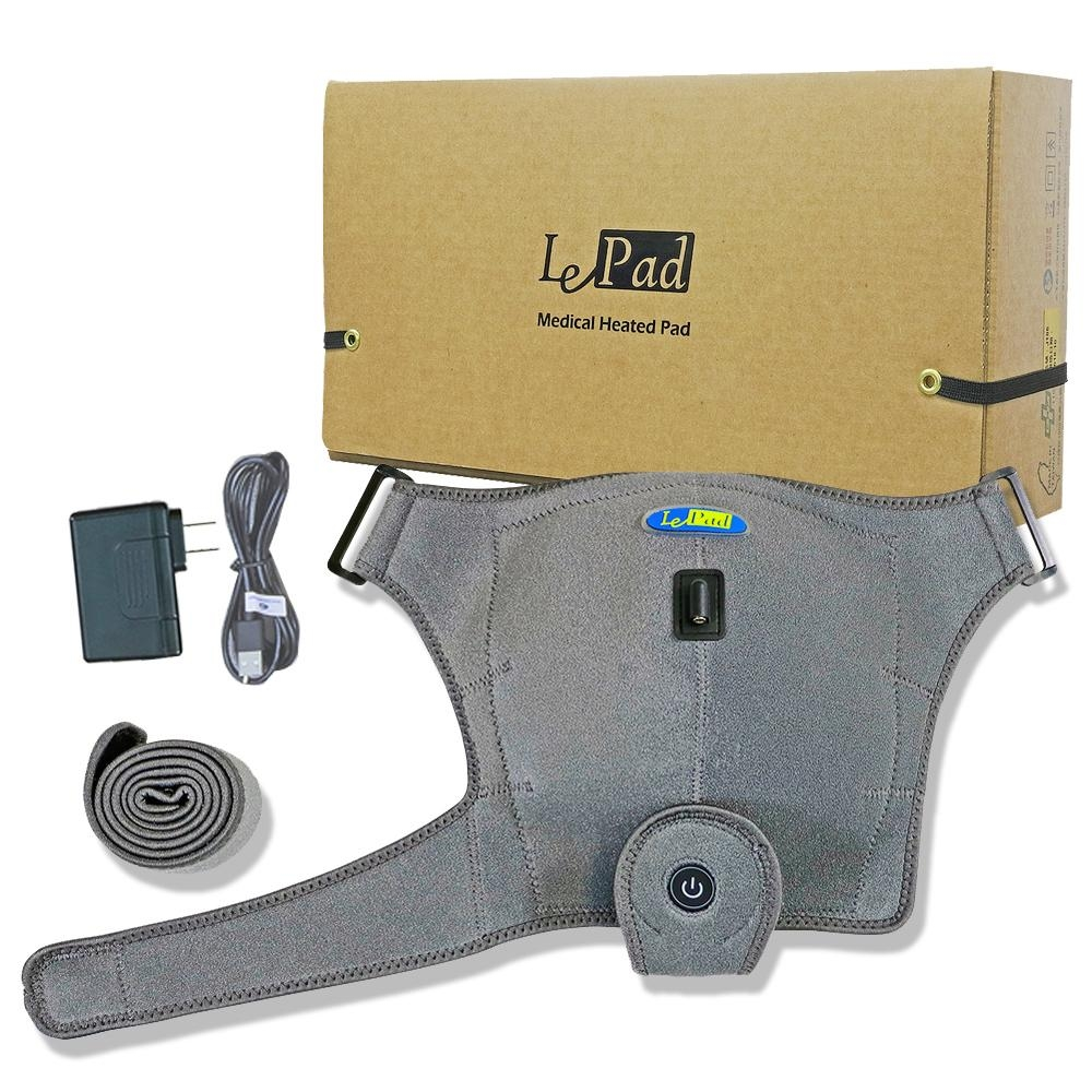 LePad USB行動肩部EU-45(樂沛醫療用熱敷墊-未滅菌)