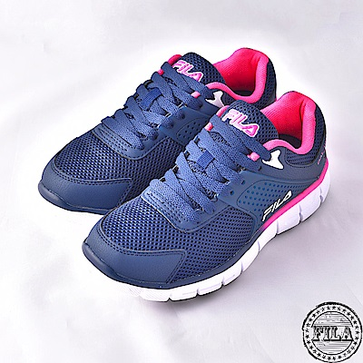 FILA女款輕量慢跑鞋5-J302S-321