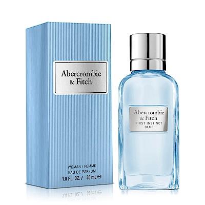 Abercrombie & Fitch 湛藍女性淡香精30ml