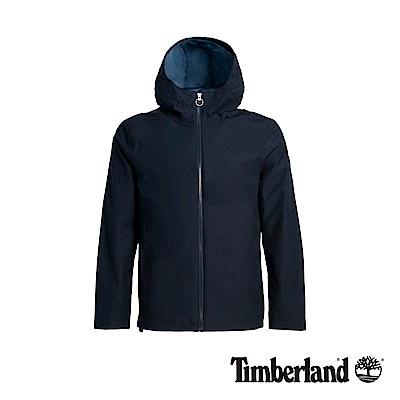 Timberland 男款深寶石藍防水智能外套|A1OLE