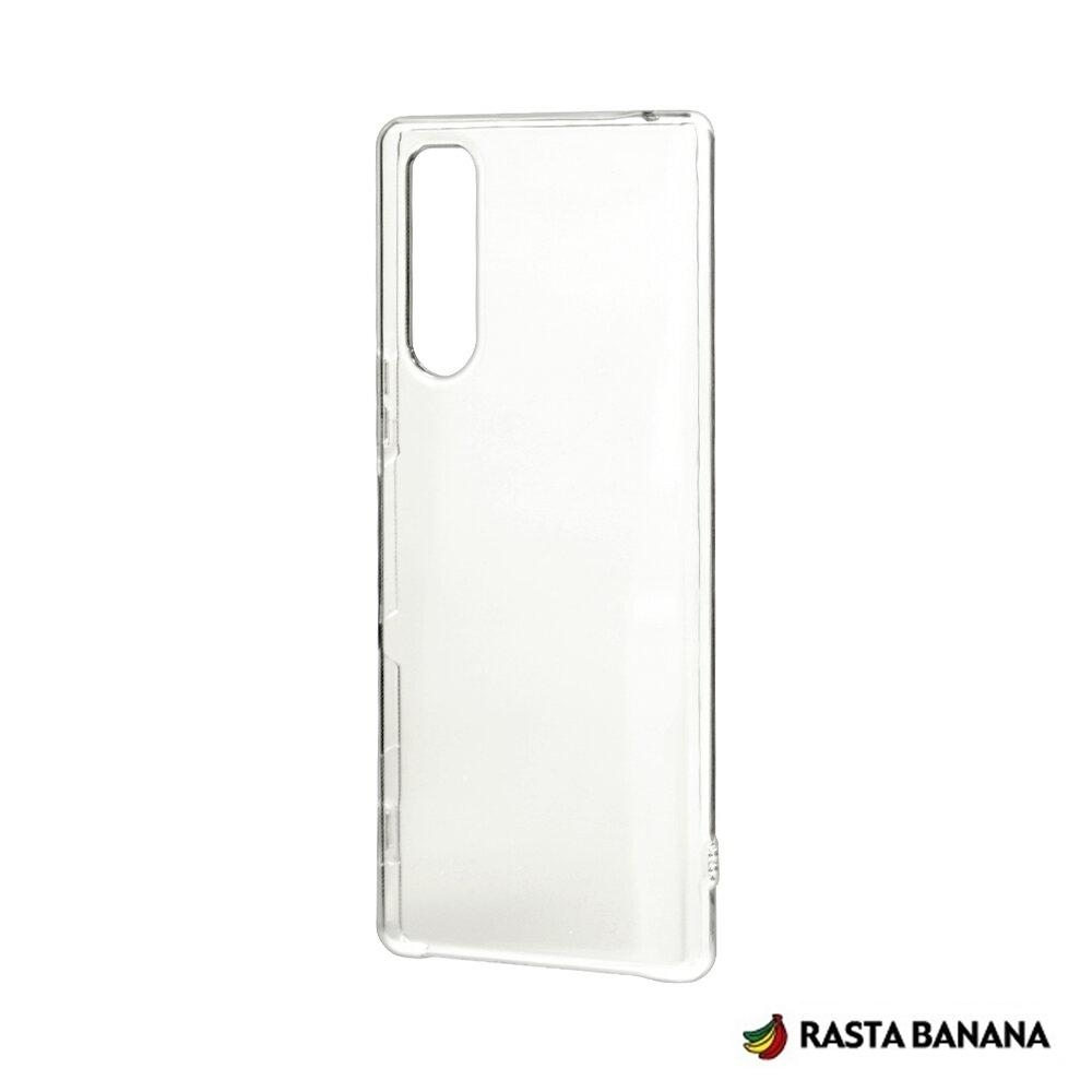 RASTA BANANA Xperia 5 晶透保護背殼