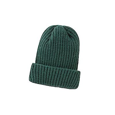 兒童 百搭素色針織帽 共三色 TATA KIDS