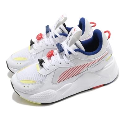 Puma 休閒鞋 RS-X Decor8 男女鞋 復古 緩震 百搭 運動風 情侶鞋 白 粉 38057301