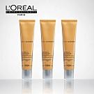 L'OREAL 萊雅專業 秀髮護唇膏超值3入組(DD蜜40mlx3)
