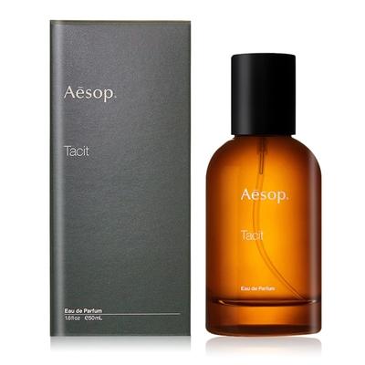 *Aesop 悟香水 Tacit50ml加贈香水分裝瓶-國際航空版