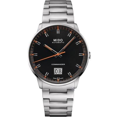 MIDO 美度 COMMANDER 香榭系列大日期機械錶-M0216261105100/42mm