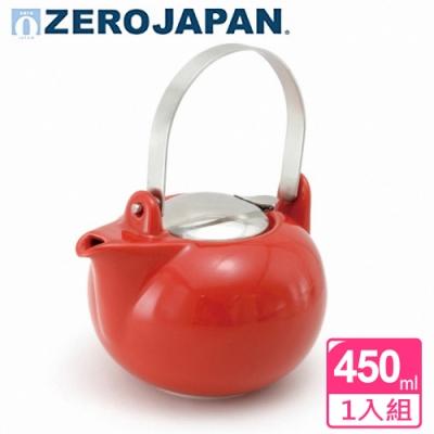 ZERO JAPAN 柿子壺S(番茄紅)450cc