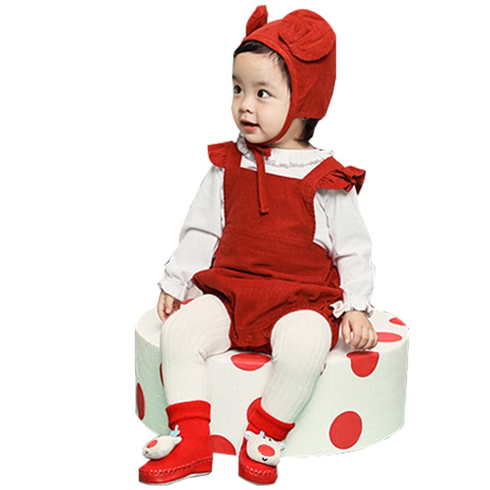 JoyNa  歡樂耶誕學步鞋 嬰兒軟底室內鞋 寶寶地板鞋-2入
