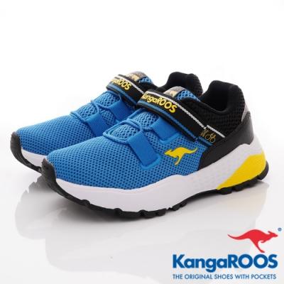 KangaROOS ROADSTER 腳踏車鞋-01266藍(中大童段)