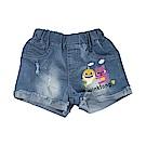 女童牛仔短褲 k51171 魔法Baby