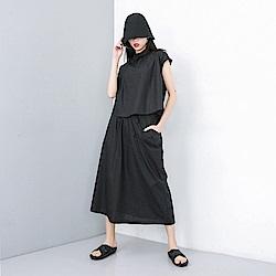 韓版修身顯瘦兩件套套裝L-XL-CLORI